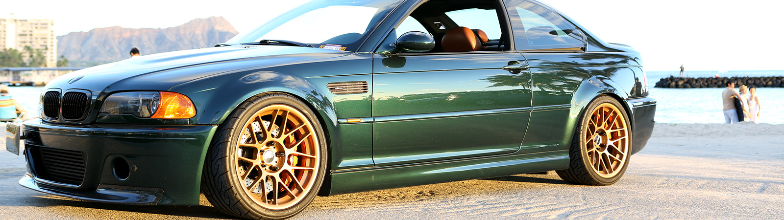 Supercharged M3